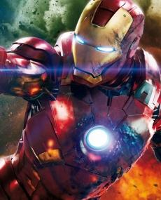 The Avengers Hulk and Ironman